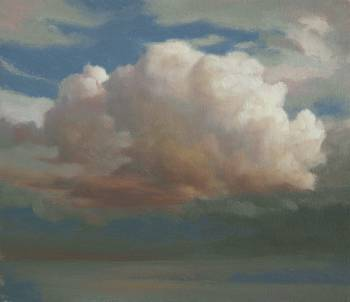 Wispy Cloud Painting Famous