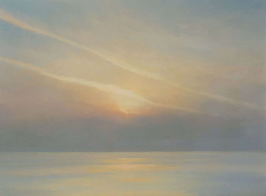Dawn Seascape 850x625