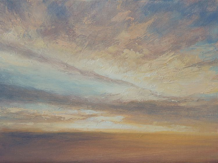 Sunset Cloud Study 3-750x563